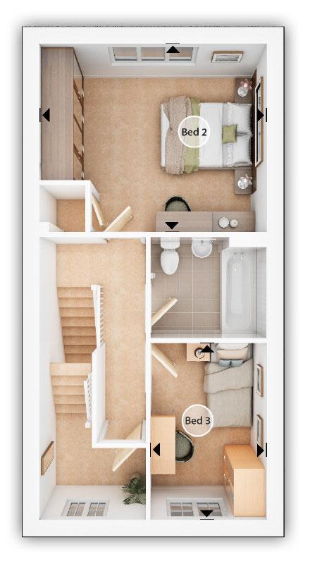 Floorplan 2 of 3: Alton G FF