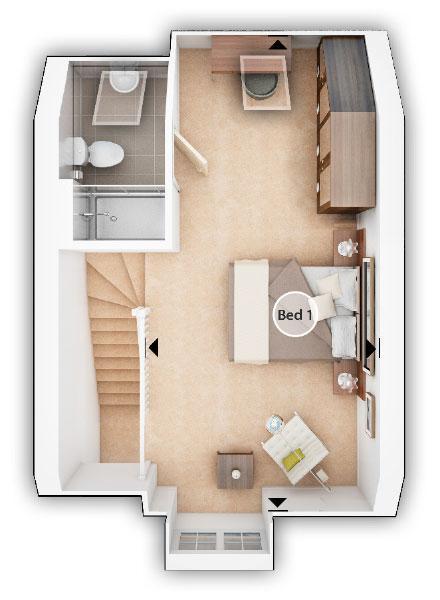 Floorplan 3 of 3: Alton G GF