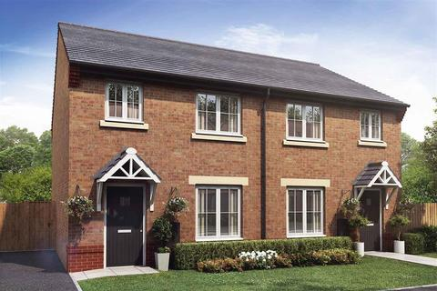 3 bedroom semi-detached house for sale - The Gosford - Plot 247 at Willowbrook Grange, Jack Mills Way, Shavington CW2