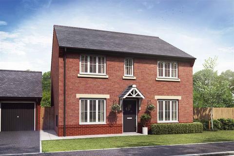 4 bedroom detached house for sale - The Thornford - Plot 163 at Willowbrook Grange, Jack Mills Way, Shavington CW2