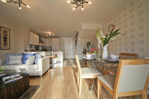 2 bedroom terraced house for sale - Plot 70 - The Ashenford at Riverside Walk, Wear Barton Road EX2