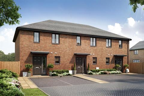 2 bedroom end of terrace house for sale - Plot 71 - The Ashenford at Riverside Walk, Wear Barton Road EX2