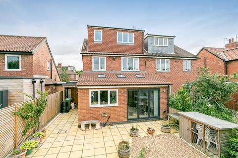 4 bedroom semi-detached house for sale - Barmby Avenue, Fulford, York, YO10 4HX