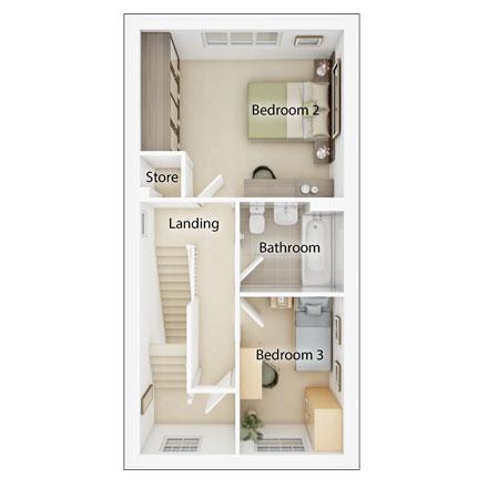 Floorplan 2 of 3: Fp2 alton g