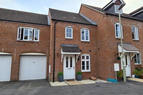 2 bedroom terraced house for sale - Kirby Drive, Bramley, Tadley
