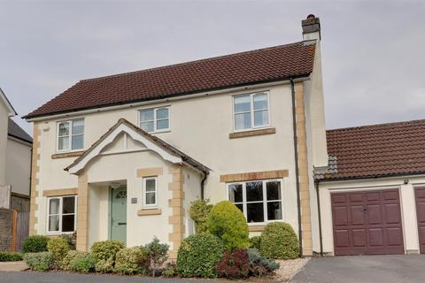 4 bedroom detached house for sale - Homefield, Timsbury, Bath