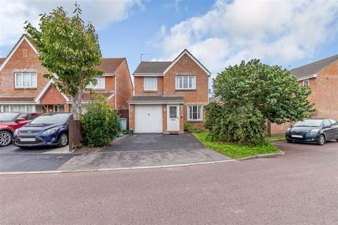 3 bedroom detached house for sale - Woodpecker Close, Rogiet, Monmouthshire, NP26