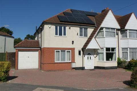 5 bedroom semi-detached house for sale - Stanway Road, Shirley, Solihull