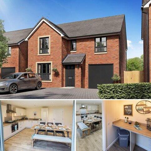 4 bedroom detached house for sale - Plot 8, Dunbar at The Scholars, Holehouse Road, Kilmarnock, KILMARNOCK KA3