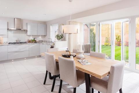 4 bedroom detached house for sale - Plot 20, Holden at Quarter Jack Park, Leigh Road, Wimborne, WIMBORNE BH21