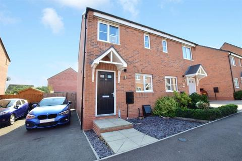 2 bedroom semi-detached house for sale - Mason Road, Melton Mowbray