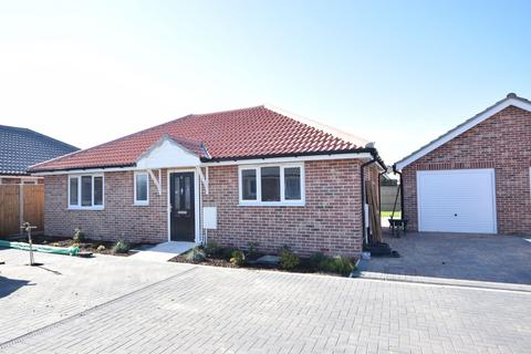 2 bedroom detached bungalow for sale - No 4 Bluehouse Drive, Clacton-on-Sea