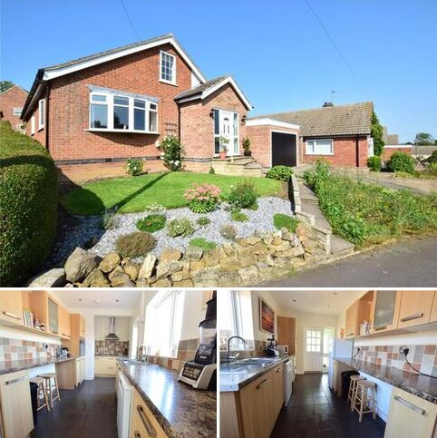 4 bedroom bungalow for sale - Hawthorn Close, Old Dalby, Melton Mowbray