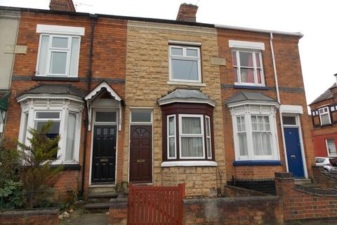 3 bedroom terraced house to rent - Knighton Fields Road East, Leicester LE2 6DP
