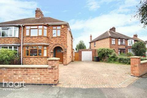 3 bedroom semi-detached house for sale - Sallows Road, Peterborough