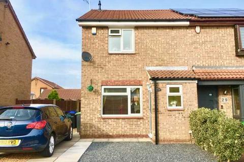 3 bedroom semi-detached house for sale - Gleneagles Drive, Kirkby in Ashfield