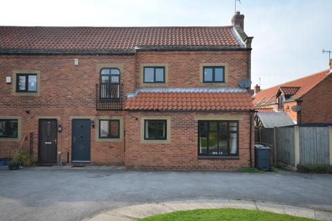 3 bedroom semi-detached house for sale - Grove Farm Close, Brimington, Chesterfield, S43 1QA