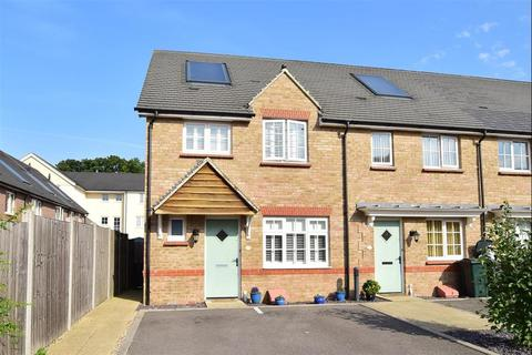 3 bedroom end of terrace house for sale - Magdalen Gardens, Maidstone, Kent