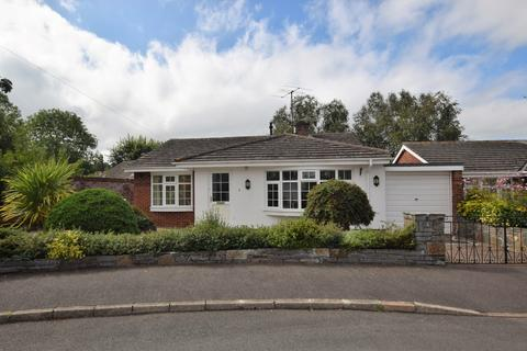 2 bedroom bungalow for sale - Cludens Close, Alphington, EX2