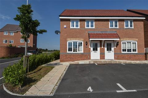 2 bedroom semi-detached house for sale - Urwin Street, Bromsgrove, B61