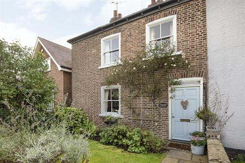 3 bedroom end of terrace house for sale - Water Row, Cawood, Selby, YO8 3SW