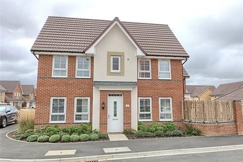 3 bedroom detached house for sale - Orient Close, Leven Woods