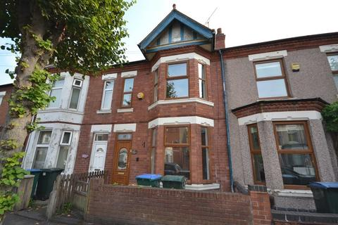 4 bedroom terraced house to rent - Hugh Road, Coventry CV3