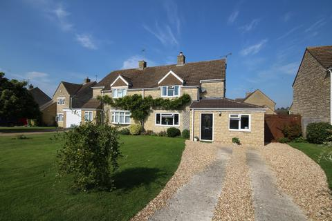3 bedroom semi-detached house for sale - The Lawns, Gotherington, Cheltenham, Gloucestershire, GL52