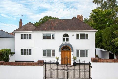 4 bedroom detached house for sale - St Osmunds Road, Lower Parkstone, Poole, Dorset, BH14
