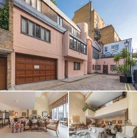 4 bedroom mews for sale - Craven Hill Mews, Bayswater, London, W2