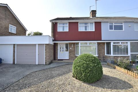 3 bedroom semi-detached house for sale - Cornwallis Close, Oxford, Oxfordshire, OX4