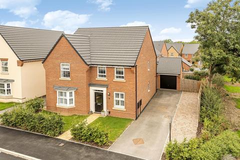 4 bedroom detached house for sale - Sandbeck Close, Wetherby, LS22 7UA