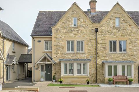 4 bedroom end of terrace house for sale - Florin Court, Hartford Hall Estate, Northumberland, NE22