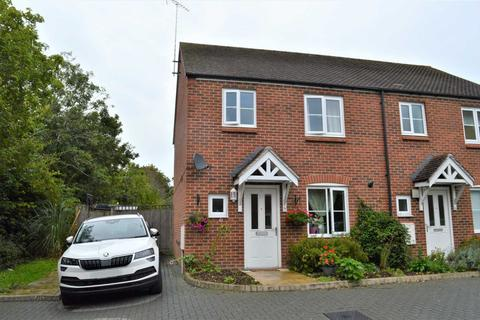 3 bedroom end of terrace house to rent - Bramble Walk, Andover