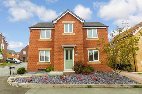 4 bedroom detached house for sale - Viscount Close, Annfield Plain, Stanley, Co. Durham, DH9 8FD