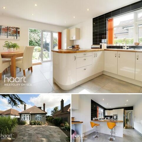 3 bedroom bungalow for sale - Victoria Avenue, Southend-On-Sea