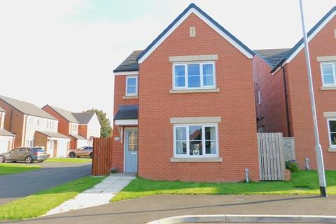 3 bedroom detached house for sale - WHITEHOUSE COURT, EASINGTON VILLAGE, PETERLEE AREA VILLAGES