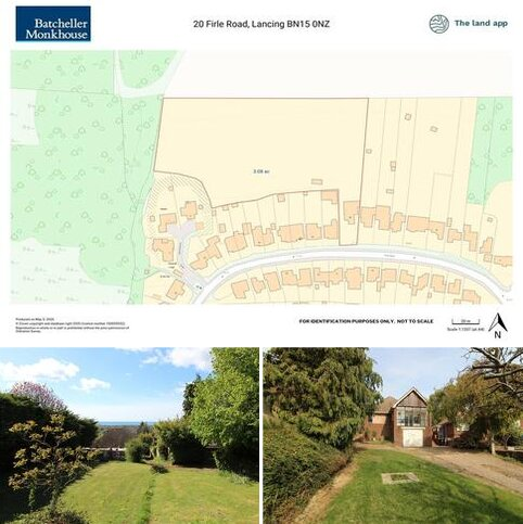 3 bedroom bungalow for sale - Firle Road, Lancing