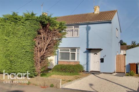 2 bedroom semi-detached house to rent - Savernake Road