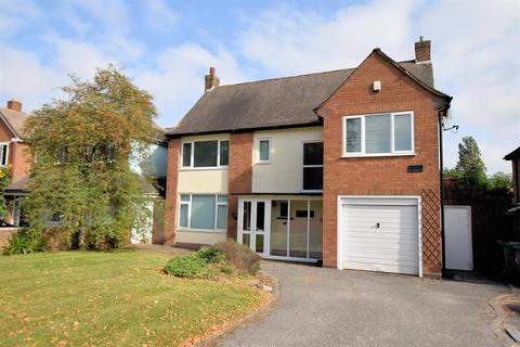 4 bedroom detached house for sale - Heronfield Way, Solihull, B91 2NS