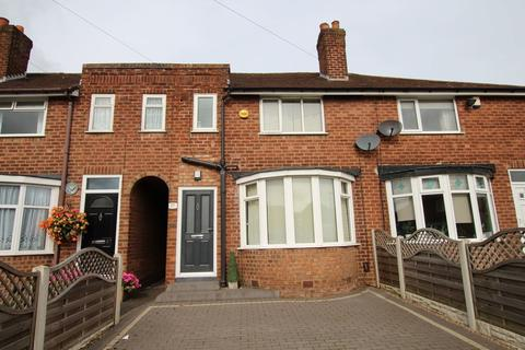 3 bedroom townhouse for sale - Clarendon Road, Sutton Coldfield, B75