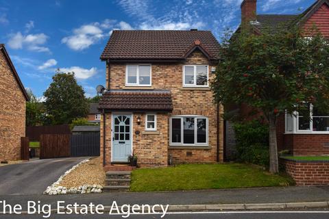 3 bedroom detached house for sale - Hillsdown Drive, Connah's Quay, Deeside, CH5