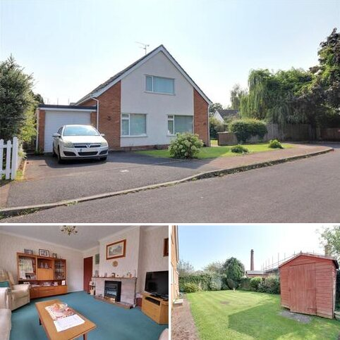 4 bedroom bungalow for sale - Orchard Close, Lower Westford