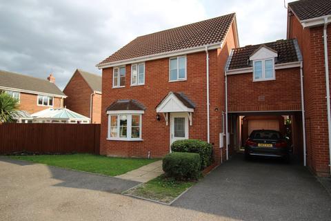 4 bedroom link detached house for sale - Stirling Drive, Coddington