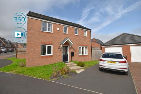3 bedroom detached house for sale - Spinners Drive, Whitworth, Rochdale