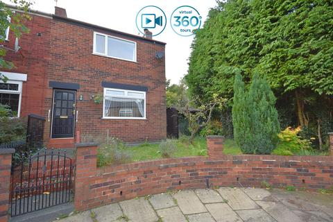3 bedroom end of terrace house for sale - Poynton Close, Bury