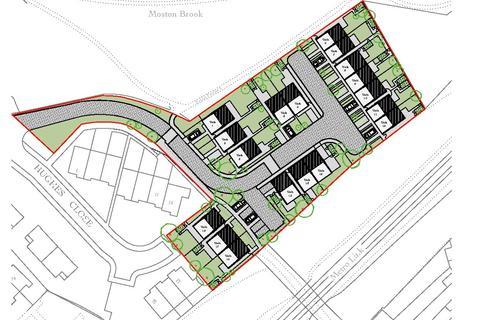 Land for sale - Land Off Hale Lane / Hughes Close, Hale Lane, Failsworth, Manchester, M35