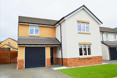 4 bedroom detached house for sale - Carmuirs Drive, Newarthill