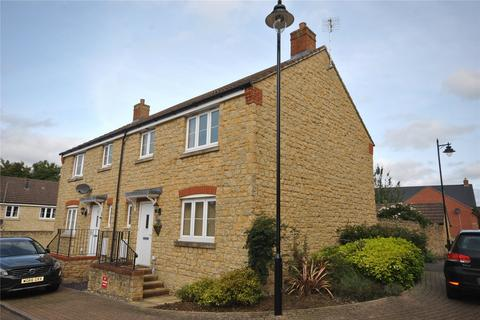3 bedroom semi-detached house for sale - Old Tannery Way, Milborne Port, Sherborne, Somerset, DT9