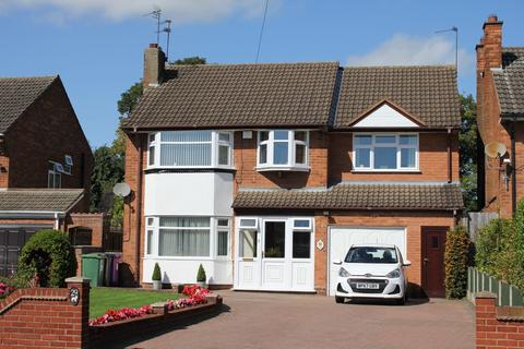 4 bedroom detached house for sale - Springfield Lane, Fordhouses